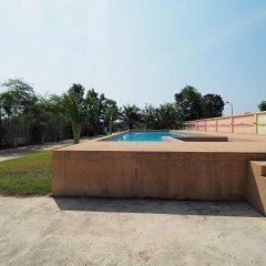 Отель Prannary Pool Villa бассейн