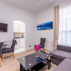 Апартаменты Marylebone Apartments комната для гостей фото 3