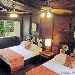Отель Chachagua Rainforest Ecolodge комната для гостей