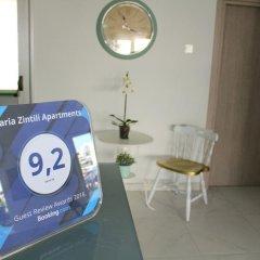 Апартаменты Maria Zintili Apartments интерьер отеля фото 2