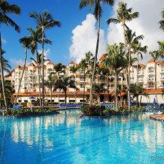 Отель Occidental Caribe - All Inclusive бассейн фото 3