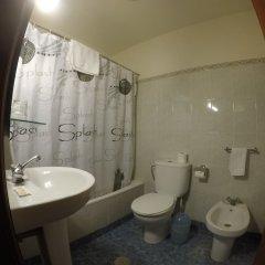 Апартаменты Zarco Residencial Rooms & Apartments ванная