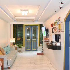 Pratunam Casa Hotel Бангкок комната для гостей