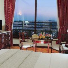 Отель Les Merinides Марокко, Фес - отзывы, цены и фото номеров - забронировать отель Les Merinides онлайн комната для гостей фото 5