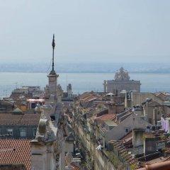 Апартаменты Bairrus Lisbon Apartments - Rossio Лиссабон пляж фото 2