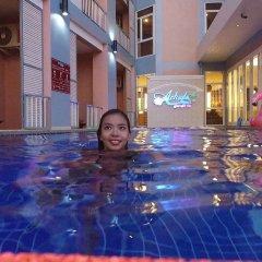 Отель Achada Beach Pattaya Паттайя детские мероприятия