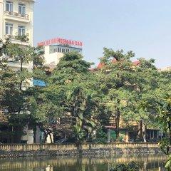 Отель Ba Sao Ханой приотельная территория