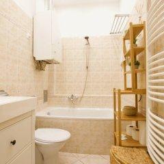Апартаменты Oasis Apartments - Liberty Bridge II Будапешт ванная