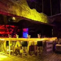 Отель Caves Beach Resort Hurghada - Adults Only - All Inclusive гостиничный бар