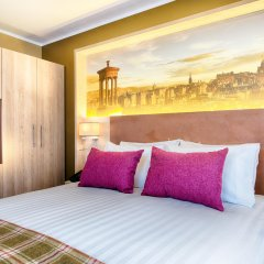 Leonardo Royal Hotel Edinburgh Haymarket комната для гостей