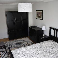 Апартаменты Charming 1 Bedroom Apartment With Balcony комната для гостей фото 3