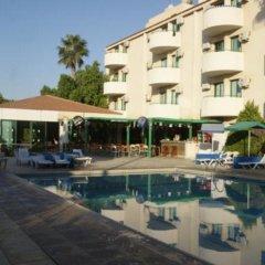 Отель Aparthotel Mandalena Кипр, Протарас - 4 отзыва об отеле, цены и фото номеров - забронировать отель Aparthotel Mandalena онлайн бассейн фото 2