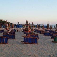 Отель KAPRI пляж фото 2