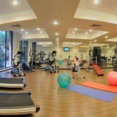 Отель Рамада Ташкент Узбекистан, Ташкент - отзывы, цены и фото номеров - забронировать отель Рамада Ташкент онлайн фитнесс-зал фото 3