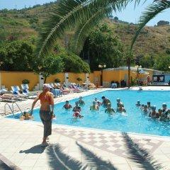 Отель Grand Hotel La Tonnara Италия, Амантея - отзывы, цены и фото номеров - забронировать отель Grand Hotel La Tonnara онлайн бассейн