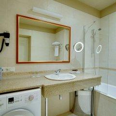 Гостиница Гельвеция ванная фото 5