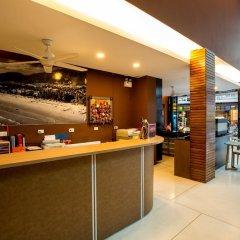 Отель Moxi Boutique Патонг питание