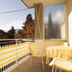 Hotel Villa Freiheim Меран балкон