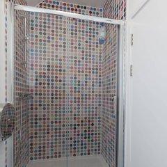 Отель SoHostel Лондон ванная фото 2