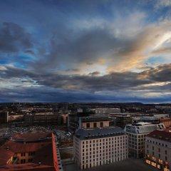 Отель Holiday Inn Express Dresden City Centre Германия, Дрезден - 14 отзывов об отеле, цены и фото номеров - забронировать отель Holiday Inn Express Dresden City Centre онлайн балкон