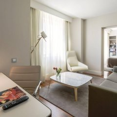 Отель NH Sanvy Испания, Мадрид - отзывы, цены и фото номеров - забронировать отель NH Sanvy онлайн комната для гостей фото 4