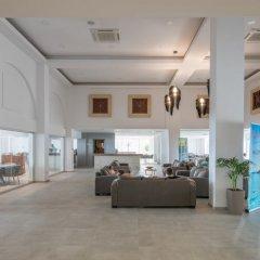 Отель Panthea Holiday Village Water Park Resort интерьер отеля фото 3