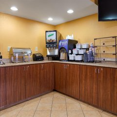 Отель Best Western Center Inn США, Вирджиния-Бич - отзывы, цены и фото номеров - забронировать отель Best Western Center Inn онлайн питание фото 2