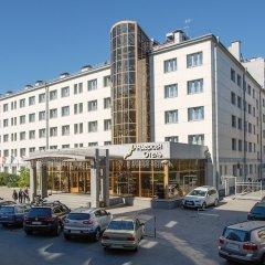 Андерсен отель Санкт-Петербург вид на фасад