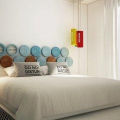 Отель Santos Ibiza Suites комната для гостей