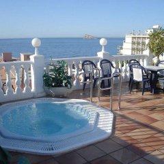Отель Apartamentos Avenida Испания, Пляж Леванте - отзывы, цены и фото номеров - забронировать отель Apartamentos Avenida онлайн бассейн фото 2