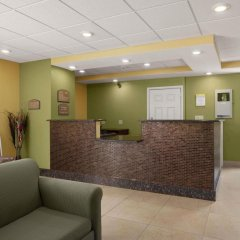 Отель Quality Inn & Suites Glenmont - Albany South интерьер отеля