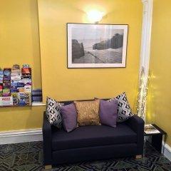 Отель 16 Pilrig Guest House Великобритания, Эдинбург - отзывы, цены и фото номеров - забронировать отель 16 Pilrig Guest House онлайн комната для гостей фото 3