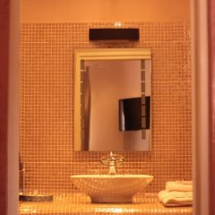 Отель Chez Jimmy Габон, Порт-Гентил - отзывы, цены и фото номеров - забронировать отель Chez Jimmy онлайн ванная