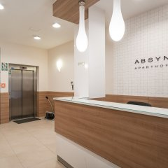 Отель Absynt Apart Wierzbowa интерьер отеля