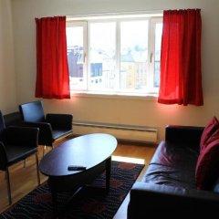 Отель Ole Bull Hotel & Apartments Норвегия, Берген - отзывы, цены и фото номеров - забронировать отель Ole Bull Hotel & Apartments онлайн комната для гостей фото 2