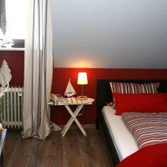 Отель Landgasthof Höfener Garten Германия, Нюрнберг - отзывы, цены и фото номеров - забронировать отель Landgasthof Höfener Garten онлайн комната для гостей