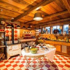 Hotel Alpen Ruitor питание фото 2