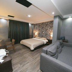 Отель Athina Airport Hotel Греция, Ферми - 1 отзыв об отеле, цены и фото номеров - забронировать отель Athina Airport Hotel онлайн комната для гостей фото 3