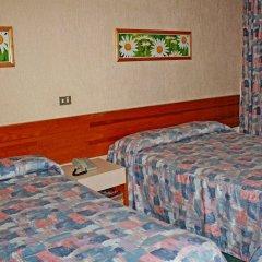 Hotel Hidalgo Мехико комната для гостей