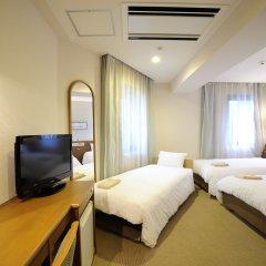 Отель Eclair Hakata Япония, Фукуока - отзывы, цены и фото номеров - забронировать отель Eclair Hakata онлайн комната для гостей фото 2