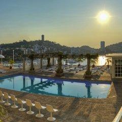 Отель Alba Suites Acapulco бассейн фото 3