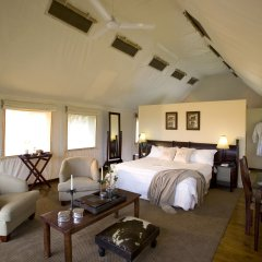 Отель Gorah Elephant Camp комната для гостей фото 2