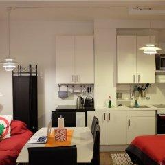 Апартаменты Cute Studio Apartment in Old Town Стокгольм в номере