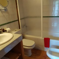 Отель Hotelet de Betlan ванная