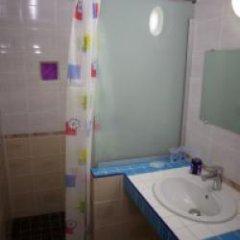 Гостиница Kemka ванная фото 3
