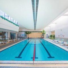 DoubleTree by Hilton Hotel Shanghai - Pudong бассейн фото 3