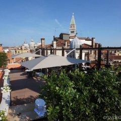 Отель Starhotels Splendid Venice Венеция балкон