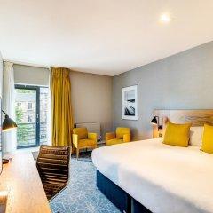 Отель Apex Grassmarket Hotel Великобритания, Эдинбург - отзывы, цены и фото номеров - забронировать отель Apex Grassmarket Hotel онлайн комната для гостей фото 3