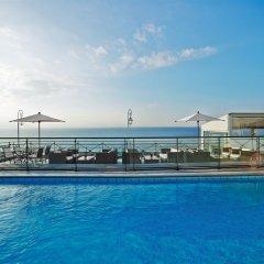 Отель Le Meridien Nice Франция, Ницца - 11 отзывов об отеле, цены и фото номеров - забронировать отель Le Meridien Nice онлайн бассейн