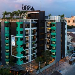 Отель SiRi Ratchada Bangkok Таиланд, Бангкок - отзывы, цены и фото номеров - забронировать отель SiRi Ratchada Bangkok онлайн бассейн